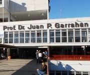 """Telam Buenos Aires 19-08-07El hospital de pediatría """"Dr. Juan Pedro Garrahan"""" cumplirá esta semana 20 años desde que fue creado en 1987. Foto:Juan Roleri/Telam/cf"""