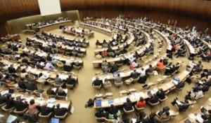 Asamblea Mundial OMS