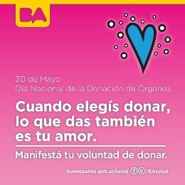 Día Nacional de Donación de Órganos1