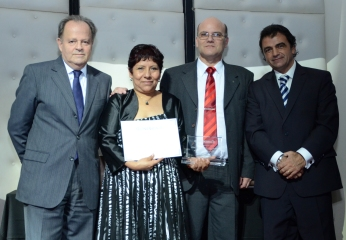 Premio al Comité de expertos de Ulceras por Presión