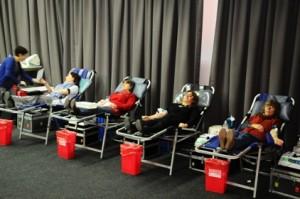 IOMA donación de sangre