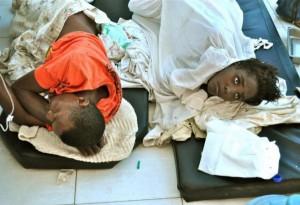 colera haiti