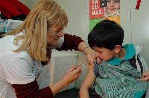 vacuna escolar