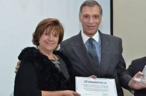 Premio a Facultad de ciencias medicas de la UCA