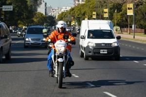 Paramédico en moto1
