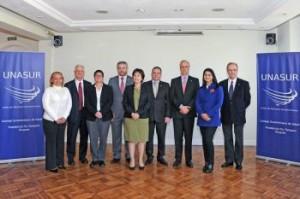 ministros unasur