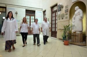 Hospital Sor María Ludovica - Nuevo directorio
