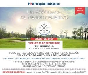 Banner Torneo Golf HB