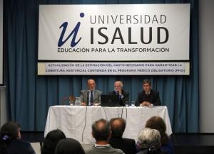 La presentación se realizó en Isalud