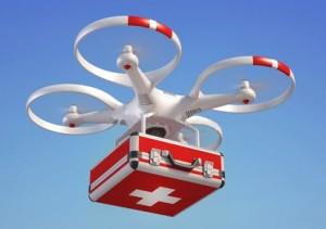 Drones en salud