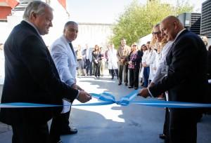 Inauguración Unidad de Pediatría del Desarrollo Hospital Británico