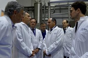 Macri en Jayor