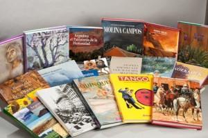 Colección de libros Bagó y la Culturaweb