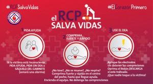 RCP Salva vidas