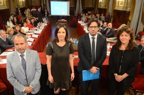 Moro; Stanley; Garavano, Ortiz1
