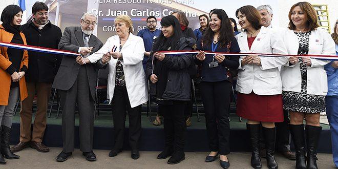 Chile inauguración