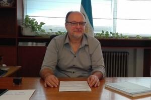 Martin Baccaro - Presidente IPS Salta COSSPRA