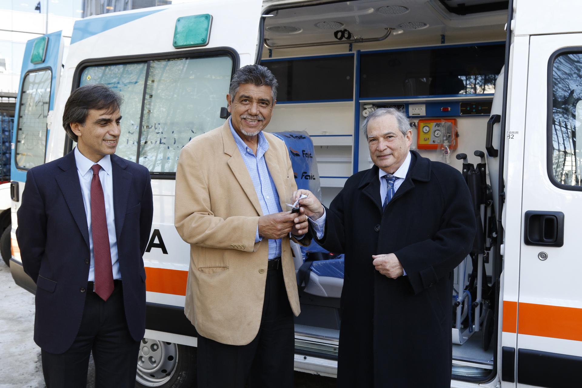 ambulanciallende
