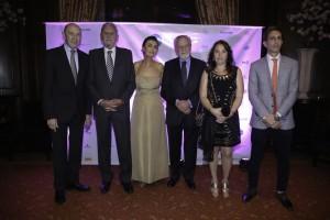 FUCA_Gala benéfica La noche de rosa_Autoridades FUCA