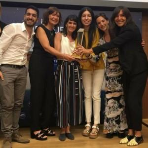 Diagnóstico Maipú - Premios Mercurio