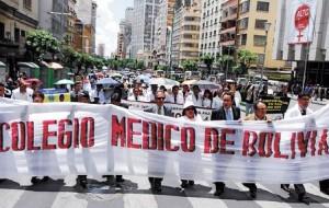 huelga marcha