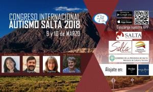 Salta será sede del 3 Congreso Internacional de Autismo