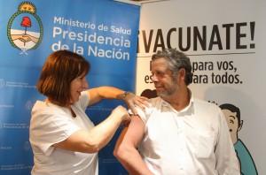 Rubinstein vacuna gripe
