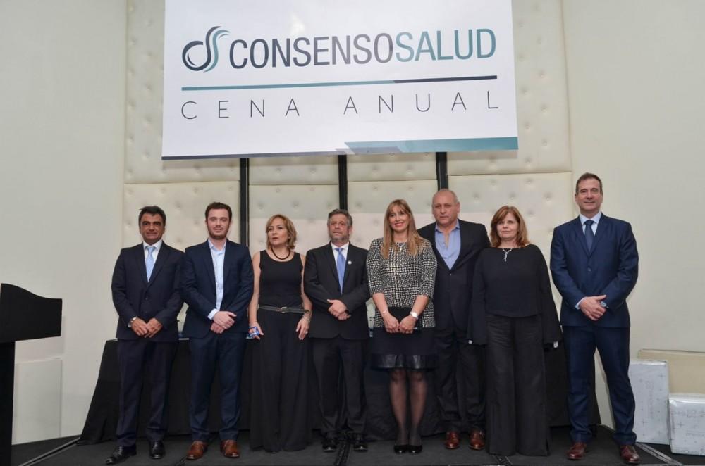 Cristian Mazza; Andrés Scarsi; Judit Díaz Bazán; Adolfo Rubinstein; Alejandra Venerando; Fabián Zgaib; Ana María Bou Pérez; Ricardo Corradi Diez
