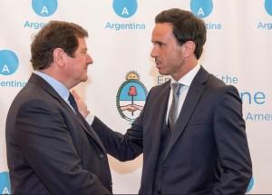 Con Fernando Oris de Roa