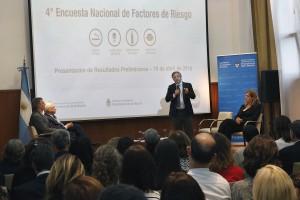 Rubinstein y Todesca 4ta encuesta factores de riesgo