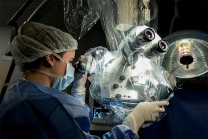 microscopio neuroquirúrgico HD