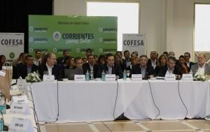 Cofesa Corrientes apertura 1