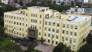 ministerio fachada