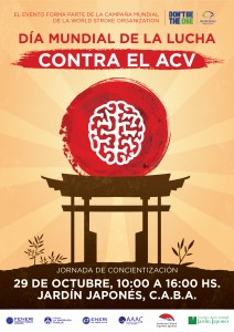 Flyer Día Mundial ACV 2019