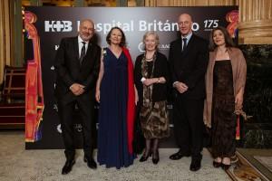 Autoridades Britanico