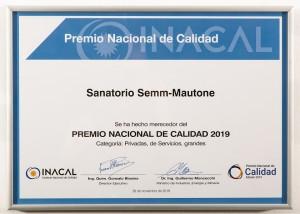 Premio INACAL