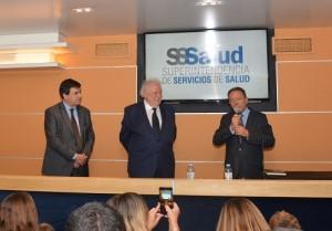 Eugenio Zanarini asume en la SSS
