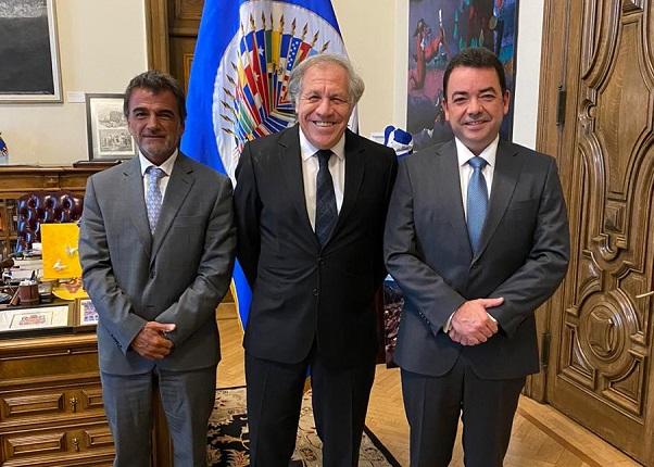 Mazza, Almagro, Mejía