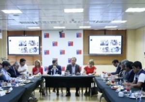 reunión en chile