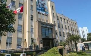 fachada ministerio