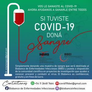 Biobanco COVID19