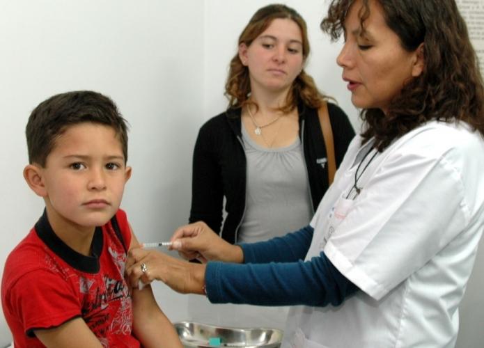 vacunación inicio escolar