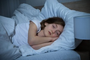descanso niño