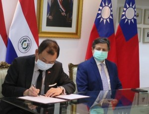 Paraguay y Taiwan