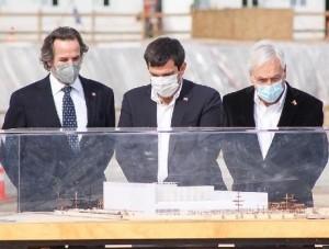 Piñera nuevo hospital