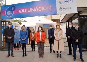 Vacunatorio PAMI Mendoza 2