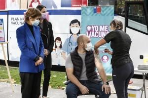 vacunacion en Chile