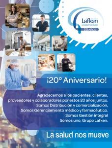 Lafken 20 años