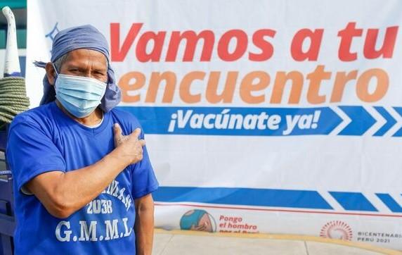 Perú vacunación