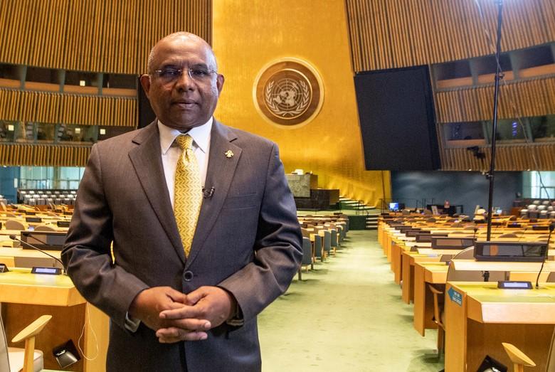 presidente ONU